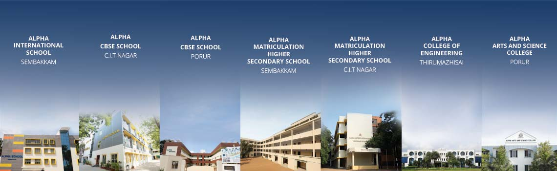 School campus Alpha CBSE